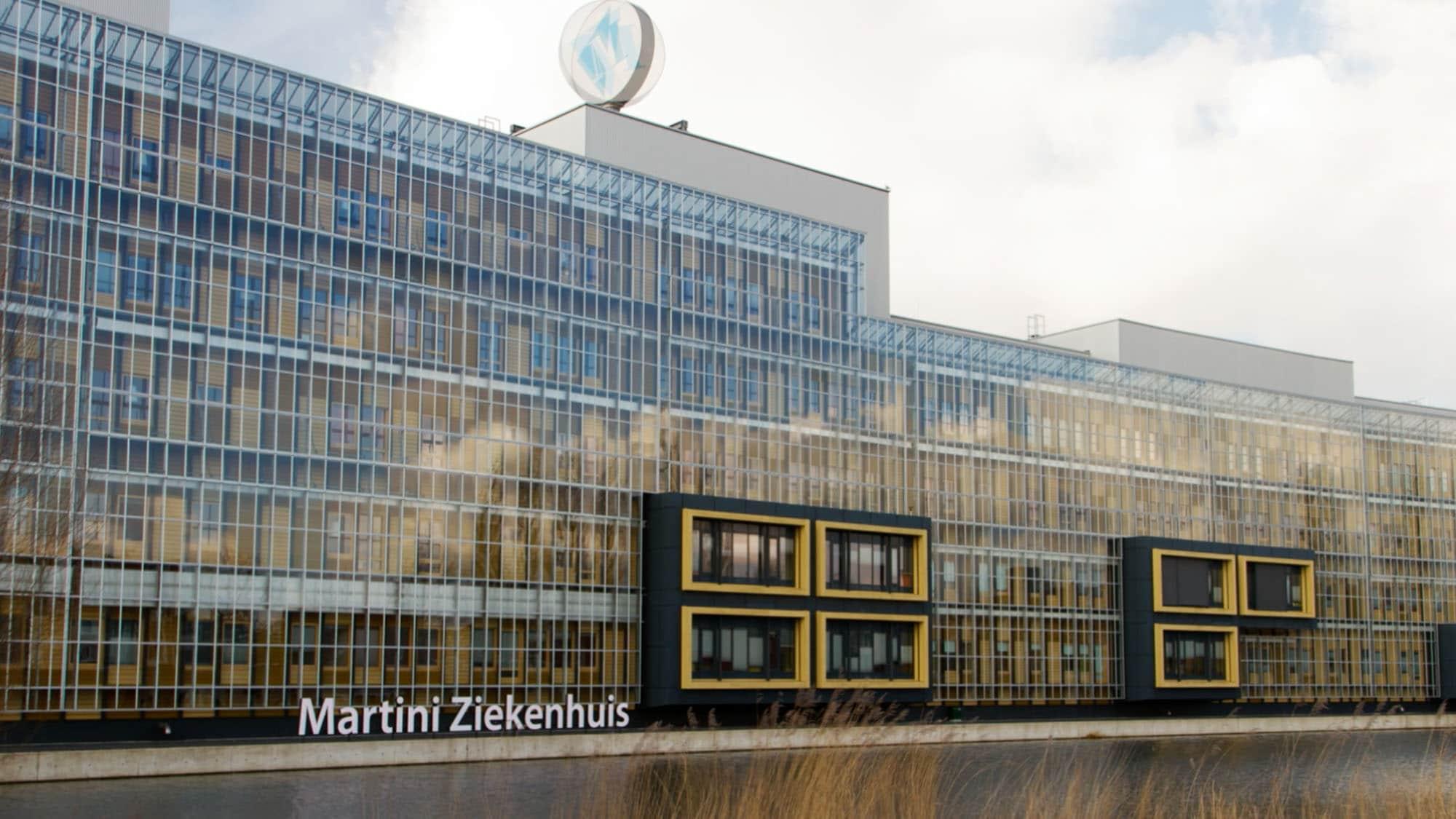 Martiniziekenhuis in Groningen