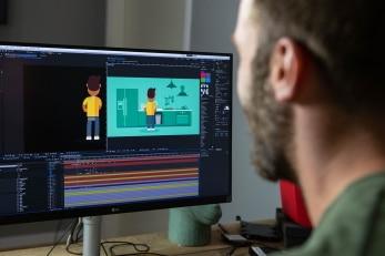 Produceren van animatievideo in Leeuwarden